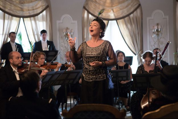 Catherine Frot dans «Marguerite» de Xavier Giannoli.