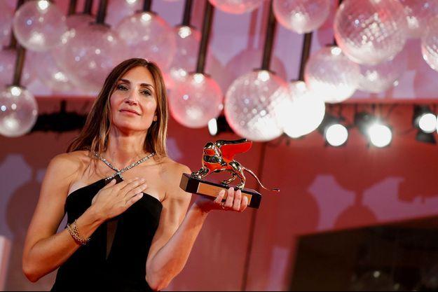 A 41 ans, Audrey Diwan remporte le Lion d'or de la Mostra de Venise dès son deuxième long métrage.