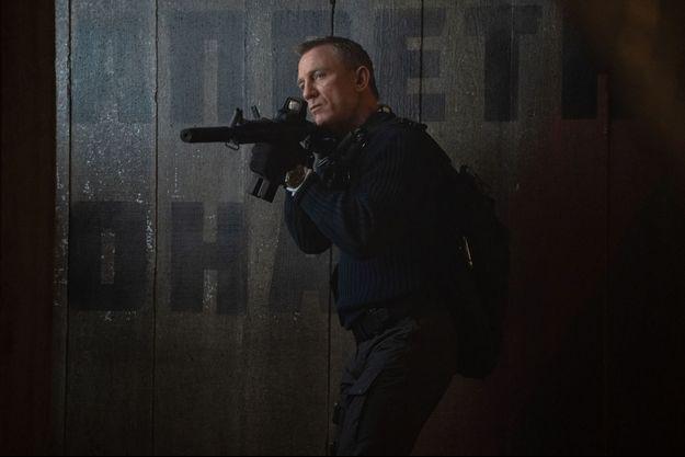 """Daniel Craig dans """"Mourir peut attendre"""""""