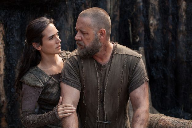 Russell Crowe et Jennifer Connelly