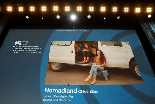 Chloé Zhao a adressé un message au jury de Cate Blanchett.