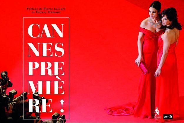"""La couverture de """"Cannes, première !"""""""