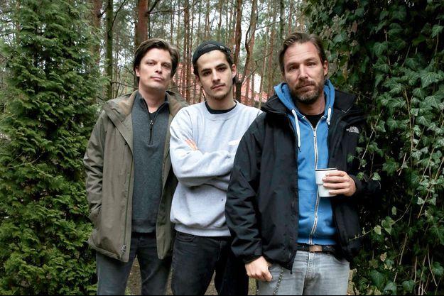 Ignace, Vincent et Xavier Zulawski