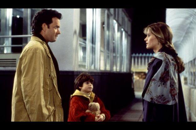 """Tom Hanks et Meg Ryan dans """"Nuits blanches à Seattle""""."""