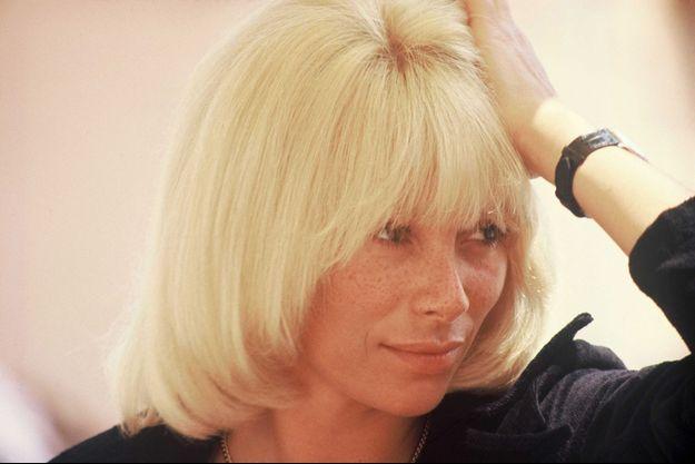 Mireille Darc en 1973.