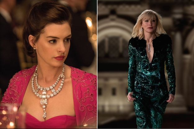 Anne Hathaway et Cate Blanchett