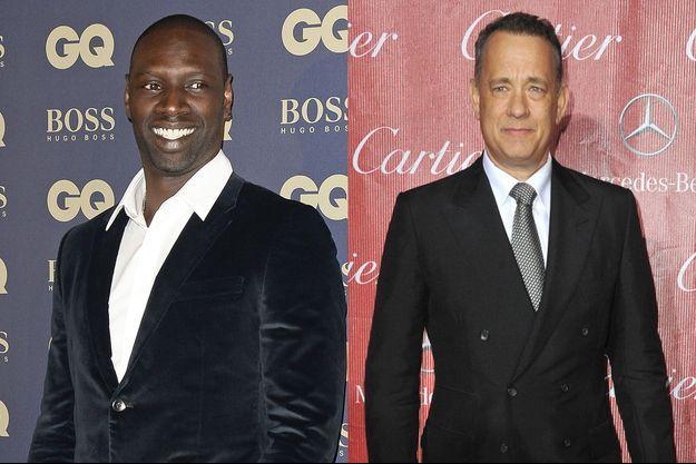 """Omar Sy et Tom Hanks se donneront la réplique dans """"Inferno"""", la nouvelle adpatation du roman de Dan Brown"""