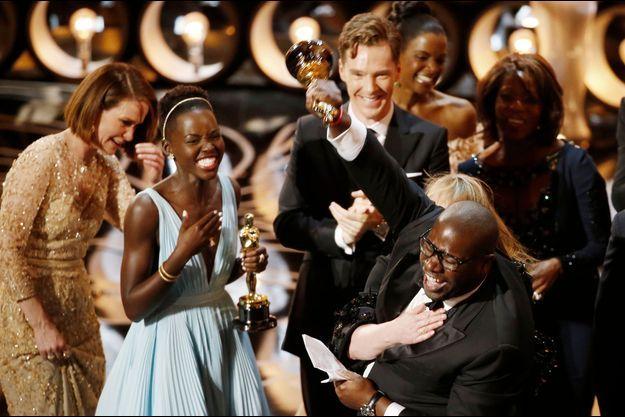 "Lupita Nyong'o, Steve McQueen et ""12 Years a Slave"" récompensés"