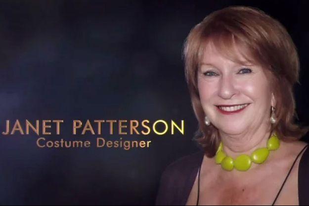 La photo de Jan Chapman a été utilisée à côté du nom de Janet Patterson, durant les Oscars.
