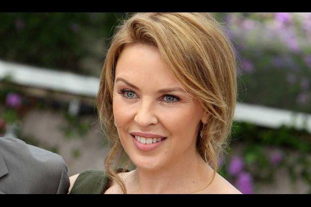 """Kylie Minogue lancera ce soir la dixième édition de """"Paris fait son cinéma""""."""