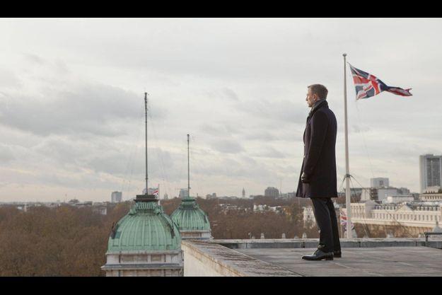 """Daniel Craig, dans """"Skyfall""""."""