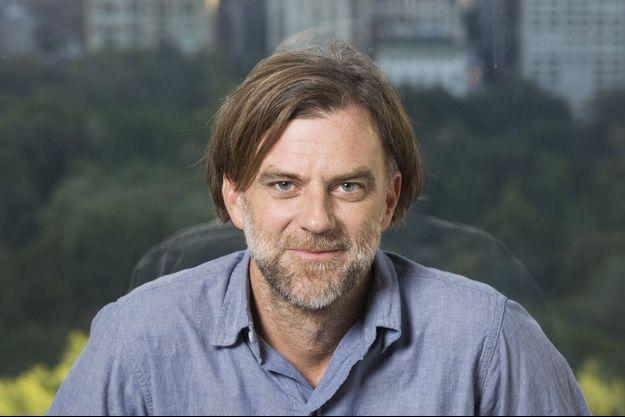 Paul Thomas Anderson à New York.