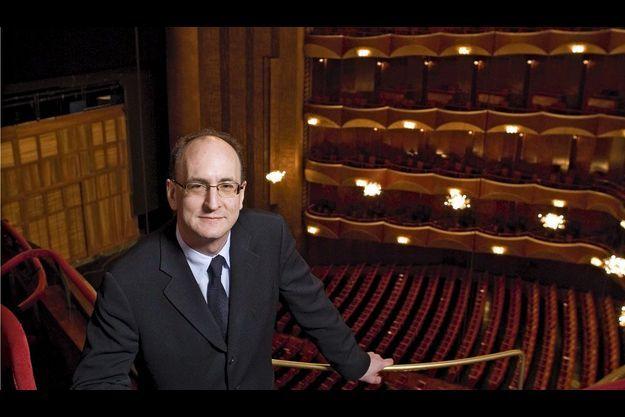 Peter Gelb exporte aujourd'hui ses opéras dans le monde entier.