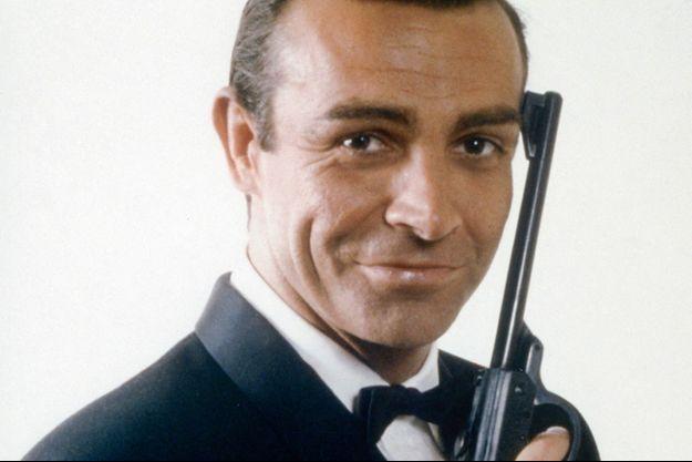 Sean Connery en 1963.
