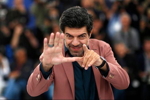 Pierfrancesco Favino lors du Festival de Cannes 2019.