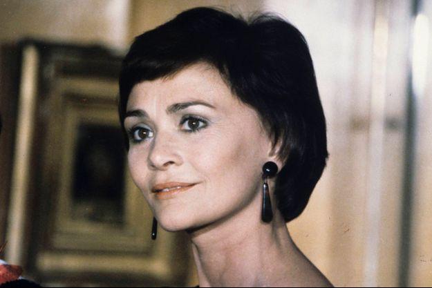 """Danièle Delorme dans """"Nous irons tous au paradis"""" d'Yves Robert."""