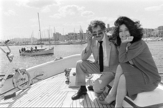 Victor Lanoux et Marie-José Nat