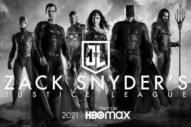 """La nouvelle """"Justice League"""" est arrivée."""