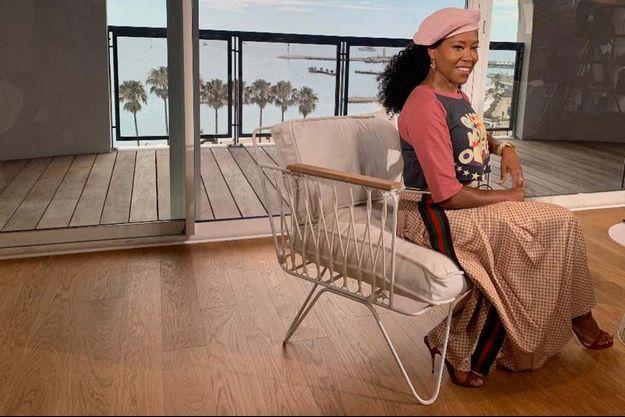 Regina King invitée au Kering Women in Motion.