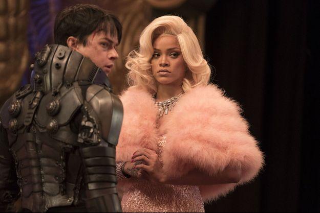 """Rihanna dans """"Valérian et la cité des mille planètes"""""""