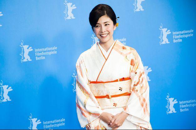 Yuko Takeuchi en 2016 à Berlin.