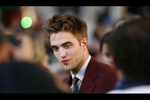 Robert Pattinson lors du dernier Festival de Berlin.