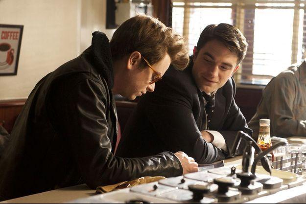 """Dane DeHaan et Robert Pattinson dans """"Life"""" d'Anton Corbijn."""