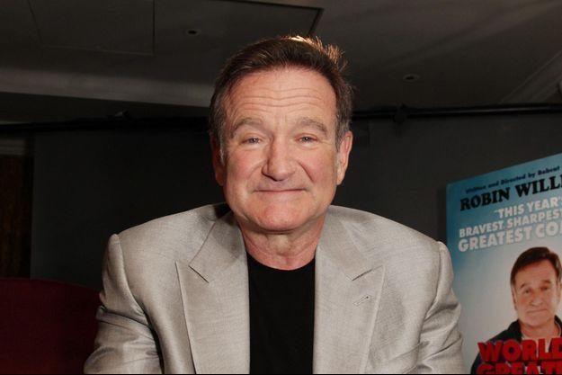Robin Williams en 2010