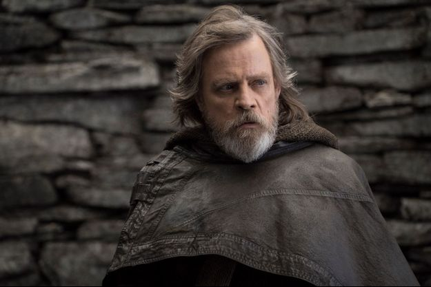 """Luke Skywalker joue dans les meilleurs films """"Star Wars""""."""