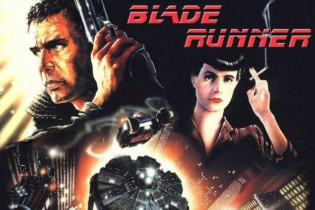 """L'affiche de """"Blade Runner"""""""