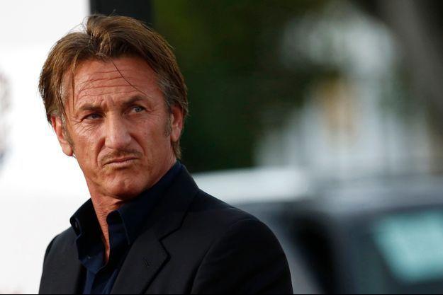 Sean Penn, le 16 mai dernier.