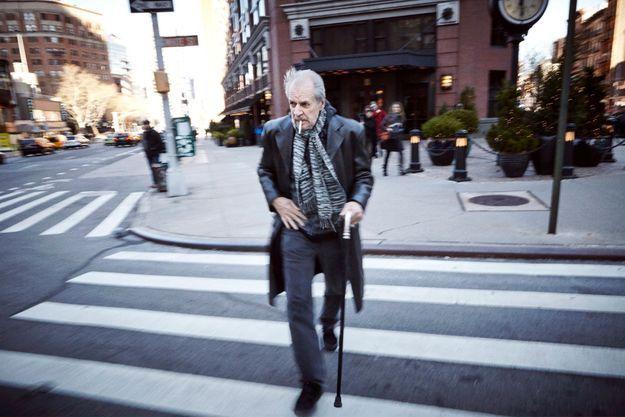 """Larry Clark à New York pour la sortie de """"The smell of us"""""""