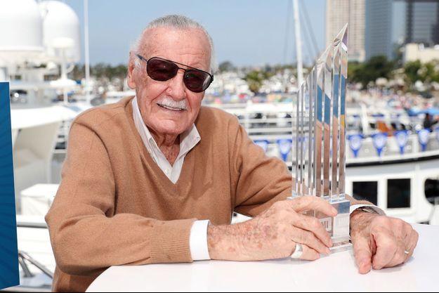Stan Lee en 2017.