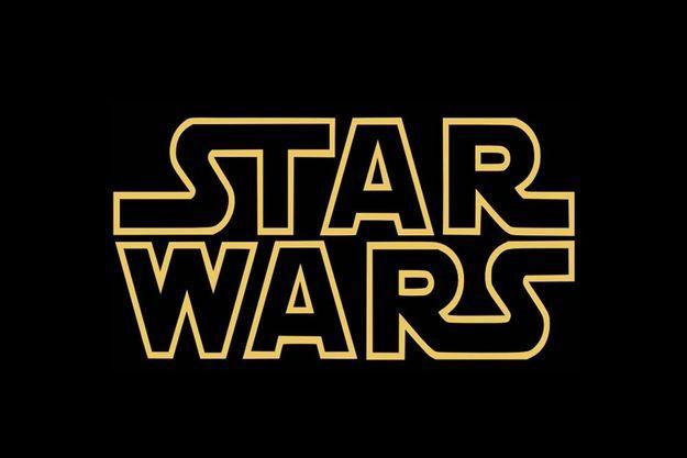 """Le logo de """"Star Wars"""""""