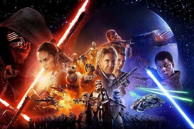 """La saga """"Star Wars"""" n'est pas encore finie..."""