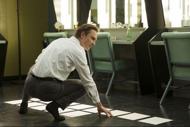 "Michael Fassbender dans ""Steve Jobs"" de Danny Boyle"