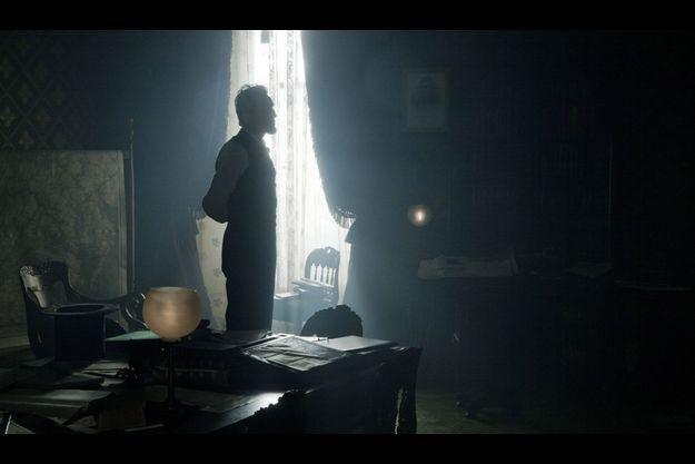 Daniel Day-Lewis est Lincoln dans le nouveau film de Steven Spielberg.