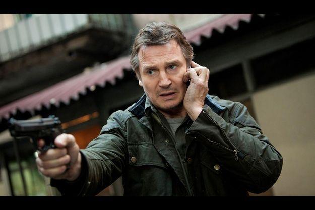 """Liam Neeson dans """"Taken 2""""."""