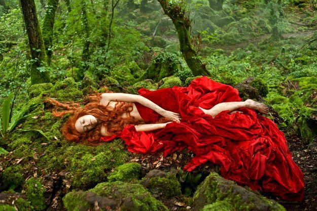 """Stacy Martin dans """"Tale of Tales"""" de Matteo Garrone"""