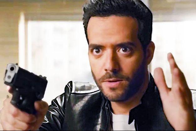 """Tarek Boudali dans """"30 jours max""""."""