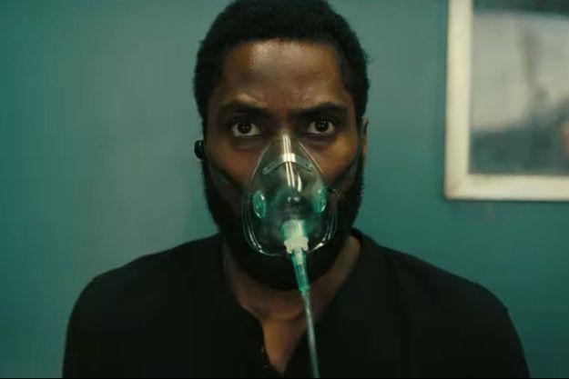 """Tenet"" de Christopher Nolan"