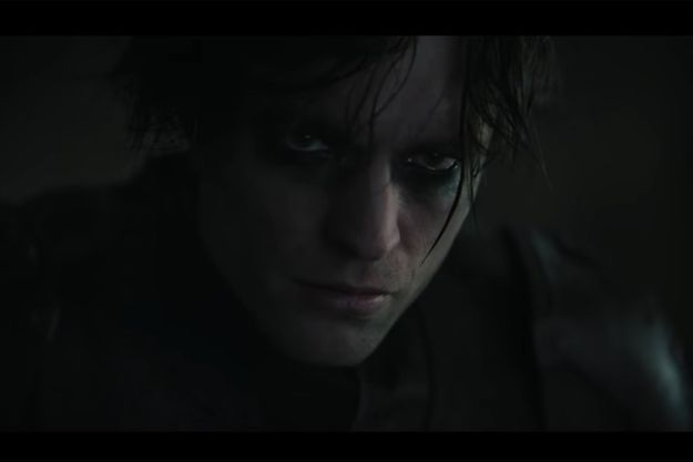 Robert Pattinson dans la peau de Batman