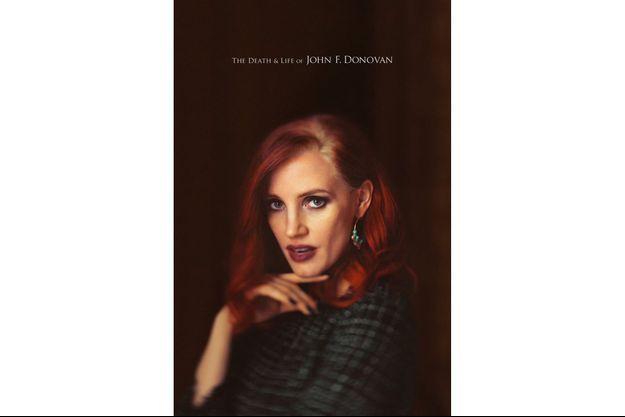 """Voici une pré-affiche du film """"The Death and Life of John F. Donovan"""""""