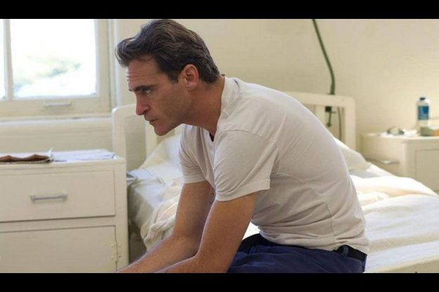 "Joaquin Phoenix dans ""The Master"""