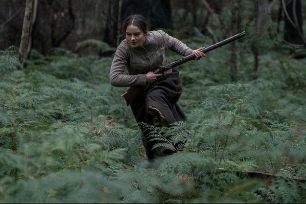 "Aisling Franciosi dans ""The Nightingale"" de Jennifer Kent."
