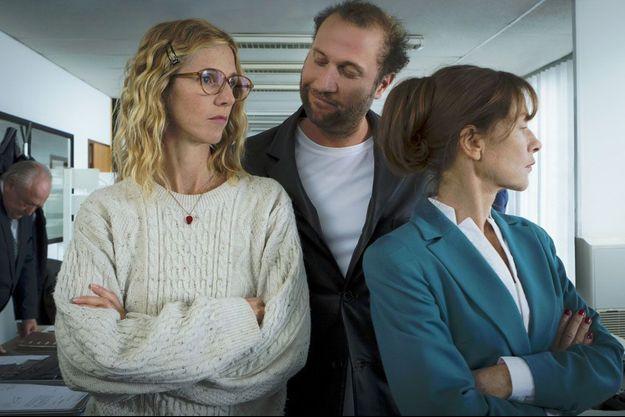 Avec Isabelle Huppert, Sandrine Kiberlain, François Damiens…
