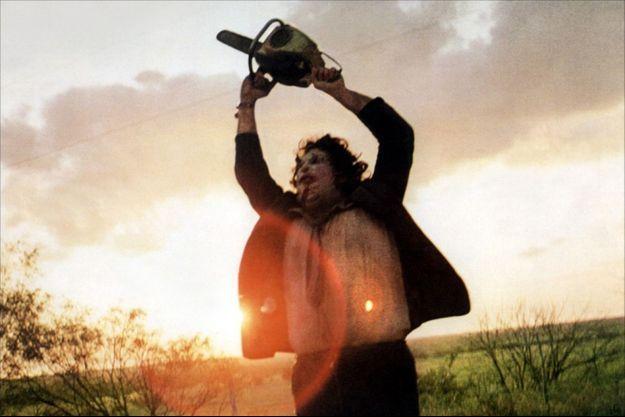 """Une image de """"Massacre à la tronçonneuse"""" de Tobe Hooper"""