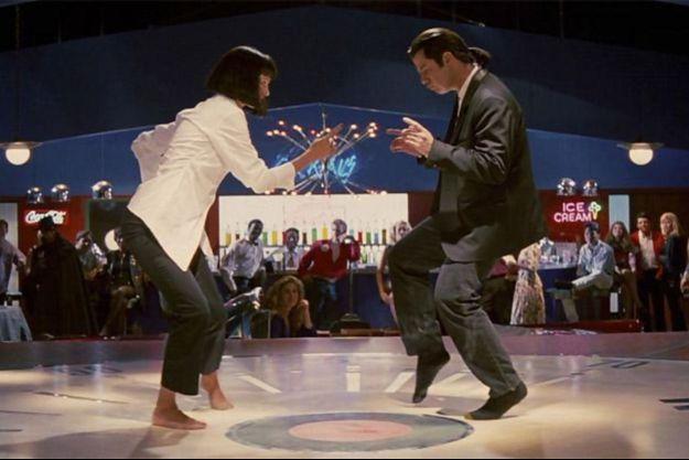 """La fameuse danse de """"Pulp Fiction"""" sur le tube """"You Never Can Tell"""" de Chuck Berry"""
