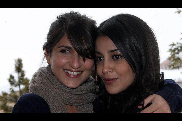 Géraldine Nakache et Leïla Bekhti.
