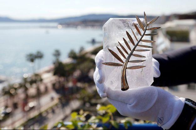 La célèbre Palme d'or
